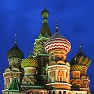 Saint Basil&#x27;s Cathedral, Moscow by KUJO-Photo