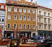 Sightseeing Automobile in Prague by sceneryphotosto
