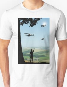 Childhood Dreams - The Flypast T-Shirt