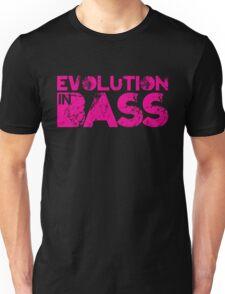 Evolution In Bass Unisex T-Shirt