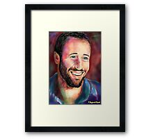 Alex, Group Gallery Art and Photography, Art Universe Framed Print