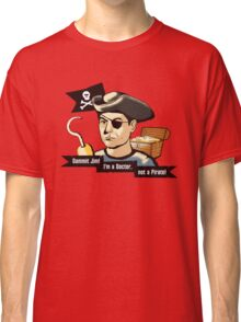 The Pirate McCoy Classic T-Shirt