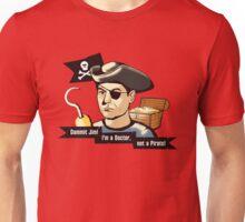 The Pirate McCoy Unisex T-Shirt