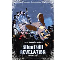 Silent Hill Revelation Poster Photographic Print