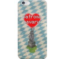 patrona bavaria iPhone Case/Skin