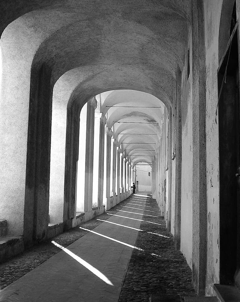 The Monastery Within by Lynda Lehmann