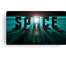Space Stars Trek Sci fi Canvas Print