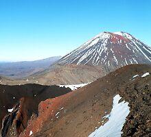 Tongariro Crossing by HeatherORourke