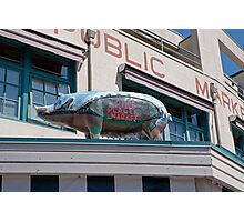 Pike Place Market in Seattle, USA Photographic Print
