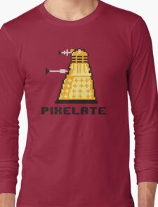 Pixelate Long Sleeve T-Shirt