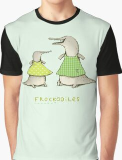 Frockodiles Graphic T-Shirt