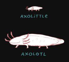 Axolittle Axolotl Kids Tee