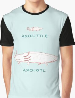 Axolittle Axolotl Graphic T-Shirt