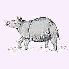 Rhino Calf by Sophie Corrigan