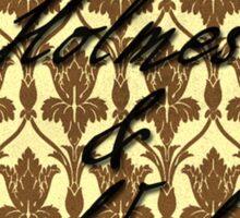 Sherlock Holmes & Doctor Watson Sticker