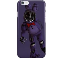 FNAF 2 - Withered Bonnie design iPhone Case/Skin