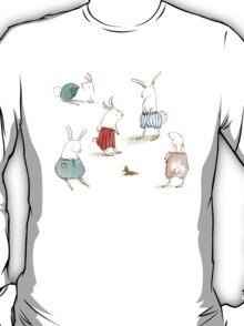 If Rabbits Wore Pants T-Shirt