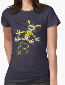 marsupilami Womens Fitted T-Shirt