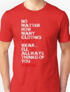 Naked T-Shirt