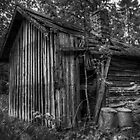 An Old Sauna by SunDwn