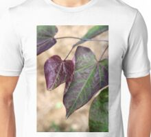 Hearts In Leaves Unisex T-Shirt