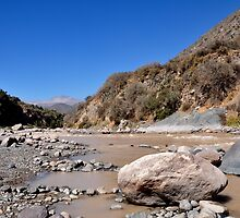 Chile, River Maipo, 2, by Daidalos