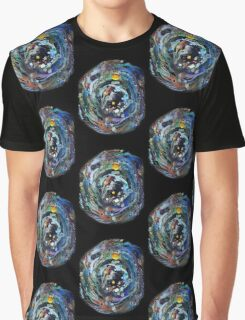 Psychedelic Space  Graphic T-Shirt