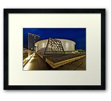 Insomniac Photography Framed Print