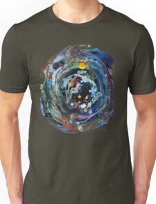 Psychedelic Space  Unisex T-Shirt