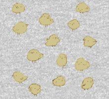Chicks One Piece - Long Sleeve