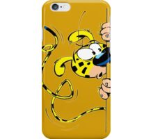 marsupilami iPhone Case/Skin