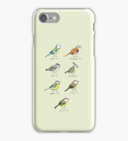 The Tit Family iPhone Case/Skin