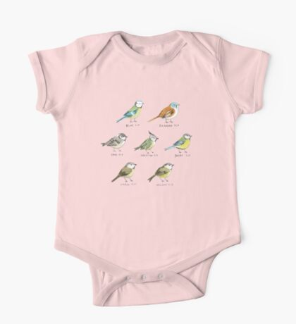 The Tit Family One Piece - Short Sleeve