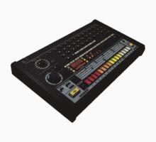 Roland TR-808 by maxgold123