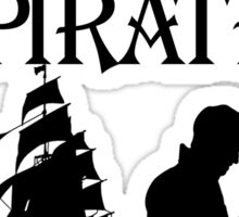 I'd rather have the Pirate! Sticker