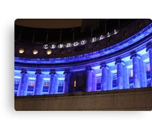 County Hall, London Canvas Print