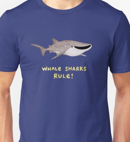 Whale Sharks Rule! Unisex T-Shirt