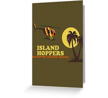 Island Hoppers Greeting Card