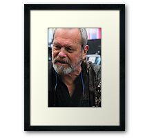 Terry Gilliam Framed Print