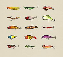Lures by Sophie Corrigan
