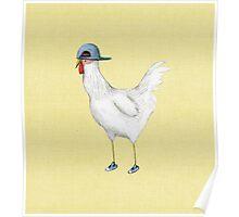 Spring Chicken Poster