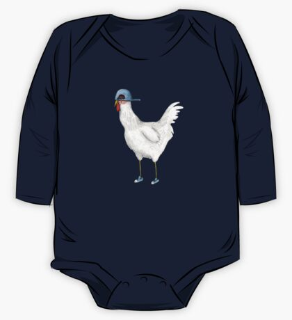 Spring Chicken One Piece - Long Sleeve