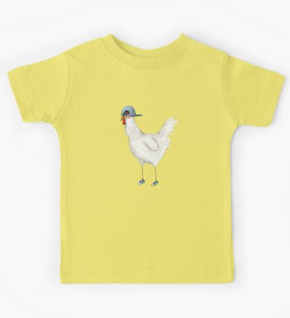 Spring Chicken Kids Tee