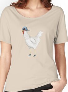 Spring Chicken Women's Relaxed Fit T-Shirt