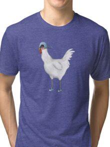Spring Chicken Tri-blend T-Shirt
