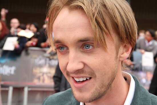 Tom Felton by Paul Bird