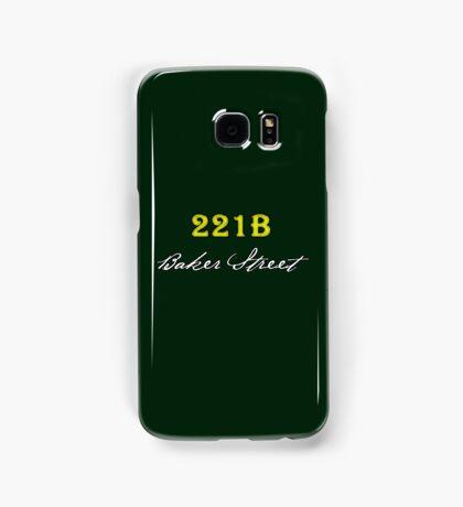 221B Baker Street - iPhone/iPod version Samsung Galaxy Case/Skin