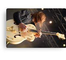 Band of Skulls Canvas Print
