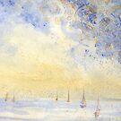 Sky Spirit(Silent Summit detail) by ArtPearl