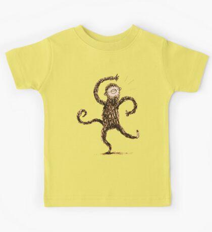 Silly Monkey! Kids Tee